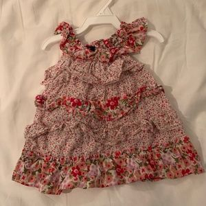 BabyGap Floral Dress